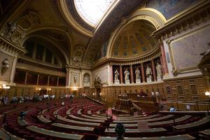 L'hémicycle du Sénat. (CC BY-SA 3.0)