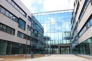 Le siège d'Adecco où aura lieu le «Career Work shop».