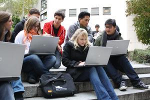 Les étudiants de Sup'internet bénéficient de l'expértise du groupe Ionis (Epita, Epitech).
