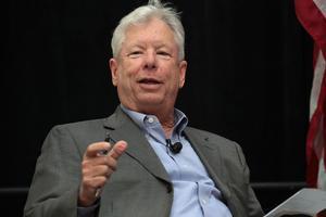 Richard Thaler, prix Nobel d'économie.