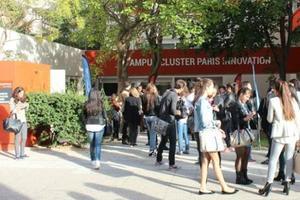 La conférence aura lieu sur le campus cluster du 13 ème.