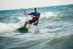 Un jeune kitesurfer a été tué aux Glénans lors d'un stage d'une semaine.