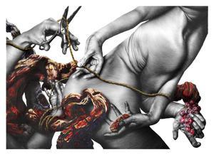 Une œuvre d'Ingrid Maillard.