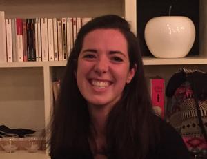 Charlotte a aujourd'hui 23 ans. © Aude Bariéty