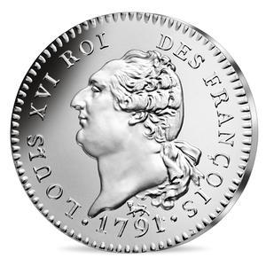 La pièce 10 euros «Louis XVI» est vendue 13 euros.