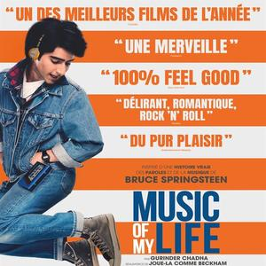 Affiche du film «Music of my life» <br/>