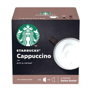 Une des gammes Starbucks Dolce Gusto