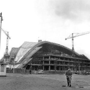 Construction du CNIT