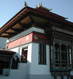 Pavillon du Bhoutan