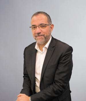 Laurent Espine est le directeur du réseau Idrac.