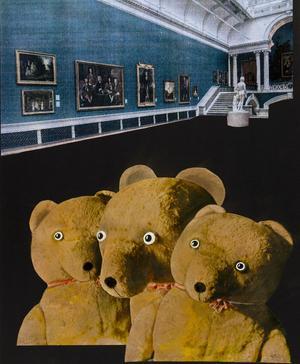 Tomi Ungerer,  <i>Collage</i>, 2018