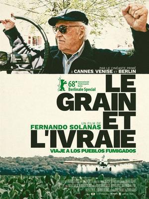 L'affiche du documentaire.