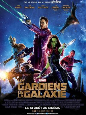 «Les Gardiens de la Galaxie»: la parenthèse fun et rock'n'roll du MCU.