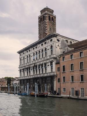 Le palazzo Labia, à Venise.