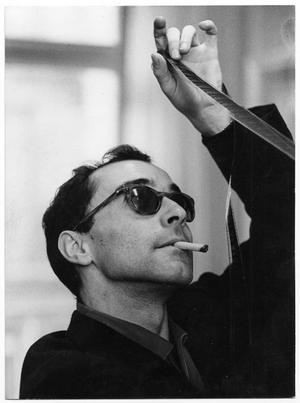 Jean-Luc Godard est entré dans la légende comme chef de file de la Nouvelle Vague.
