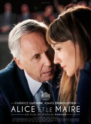 «Alice et le Maire», au cinéma le 2 octobre. - Crédits photo: BAC Films