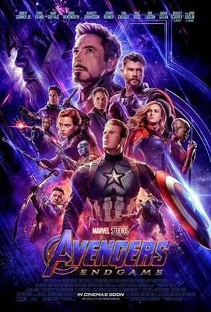 La première affiche d'«Avengers: Endgame» a également été révélée.