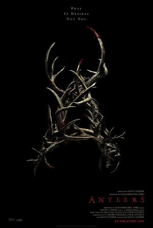 Affiche du film «Antlers»