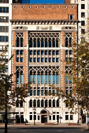 Le Chicago Athletic Association, un bijou architectural inspiré du Palais des Doges.