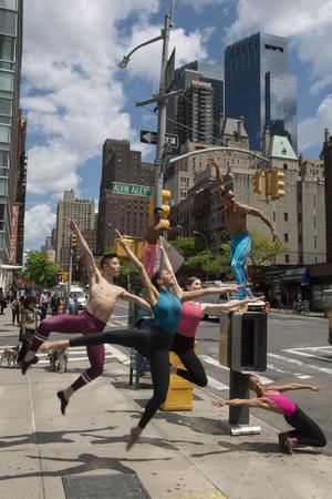 Les élèves de l'école de danse d'Alvin Ailey à l'assaut de Broadway!