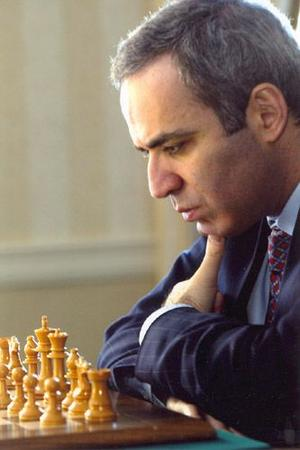 Garry Kasparov, en 2003. (Owen Williams/CC BY-SA 3.0)