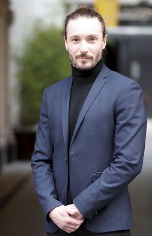 Paolin Pascot, cofondateur et PDG d'Agriconomie.