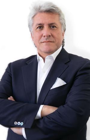 Éric Sebban, fondateur et PDG de Visiomed.