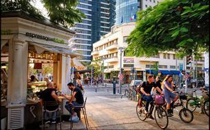 Israël: Tel Aviv sur les traces du Bauhaus