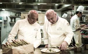 Le chef Michel Rochedy passe la main