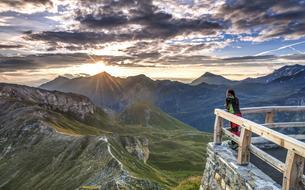 Autriche, quand la terre touche le ciel