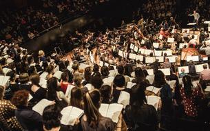 Orchestre de Paris: Variations autour des deux infinis