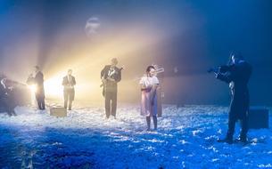 Le nuage chantant de Pascal Dusapin