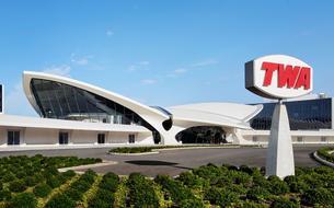 De l'aérogare à l'hôtel: TWA, une épopée glamour made in USA