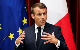 «La force d'Emmanuel Macron est en trompe l'œil»