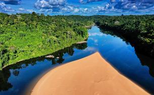 Suriname, le joyau d'émeraude