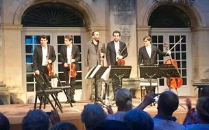 Dans la Drôme, Mozart est dans le vent