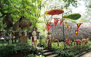 Au musée d'ethnographie de Hanoï, la richesse des cultures vietnamiennes