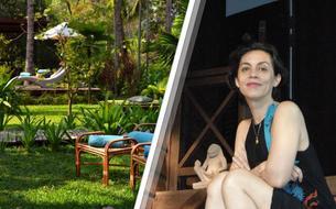 L'aventure de... Nathalie Saphon Ridel au Cambodge