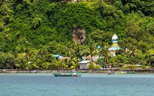 Bain d'épices aux îles Banda