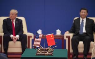 Cette colossale dette antique chinoise dans le viseur de Trump