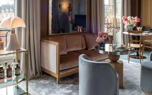 Paris-secret, chambres avec vue sur la place des Vosges