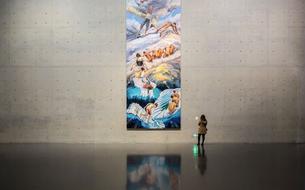 Shanghaï, arty dans les pas des Frenchies