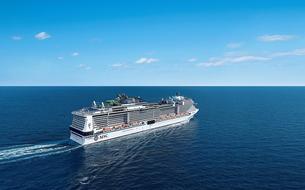Dix choses à savoir sur le MSC Grandiosa, plus grand navire de croisière d'Europe