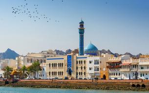 48 heures à Mascate: jardins d'encens et criques turquoise sur le golfe d'Oman