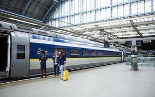 Eurostar met en vente des billets Paris-Londres à 34€