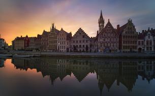Gand, l'art de vivre la culture et d'honorer Van Eyck
