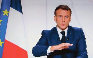 Le prime time, un tremplin en or pour Macron