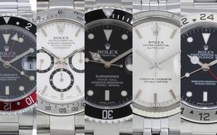 Le Top 5 des Rolex dont la cote explose