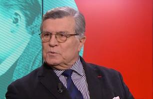 Professeur Jean-François Allilaire, secrétaire perpétuel de l'Académie nationale de médecine.