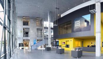 Rubika occupe un lieu dédié à la création numérique.